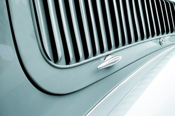 The car radiator is essential to the proper function of the vehicle.
