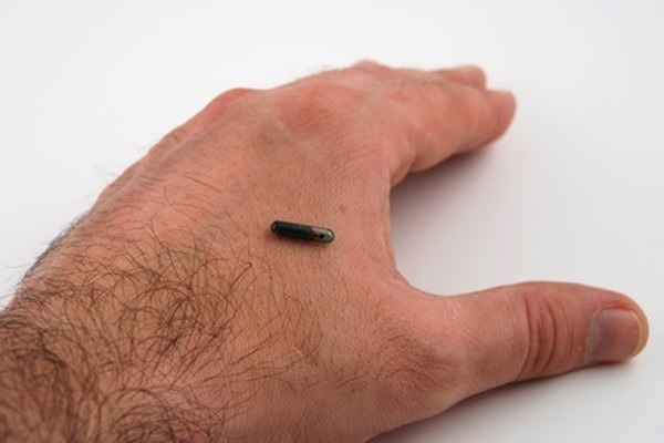 This tiny transponder is responsible for the security of your car.