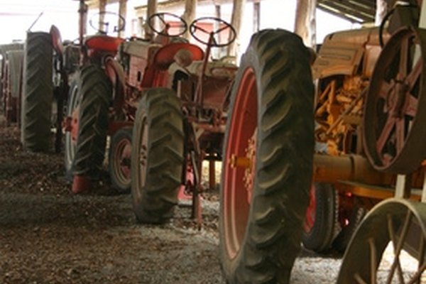 Ford's 172 tractor engines were available from 1954 to 1962.