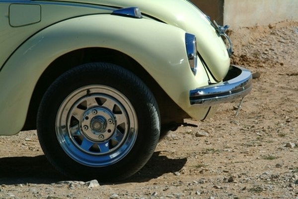 The VW Beetle is one of the most recognized cars in the world.