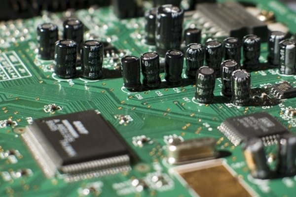 Tantalum capacitors are typically found in computers and other electronics.