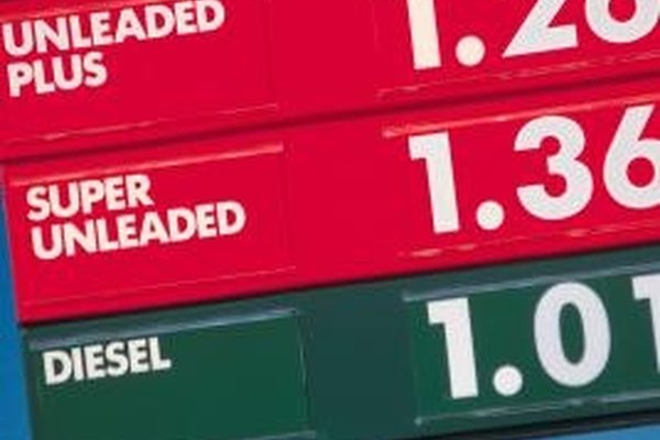 What Is a Fuel Rack Price?