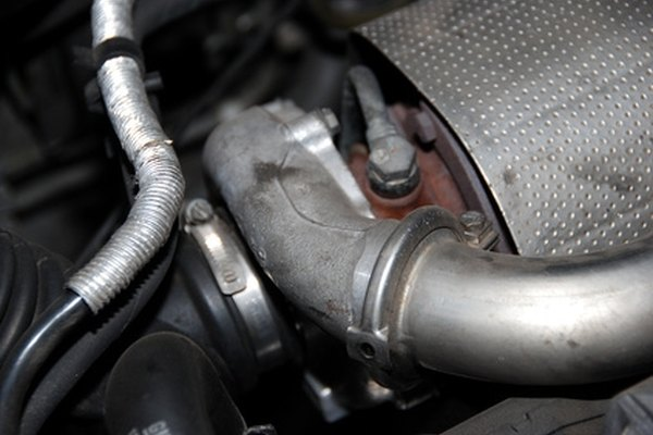 The International DT360 had turbocharger installed in the high and low torque models.