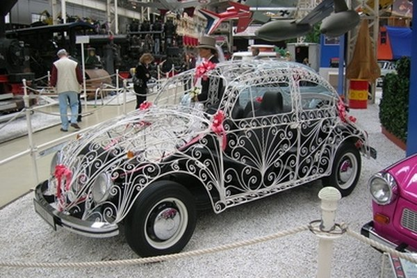 The Volkswagen Beetle is more commonly known as the Bug.