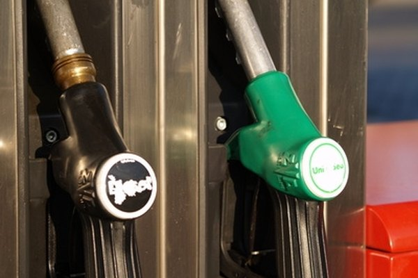 Gasoline deposits that built up over time often cause fuel-injector problems.