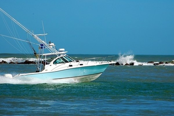 The Trophy boats were sport-fishing models offered by Bayliner.