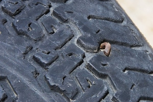 Fix flat spots on your tires.
