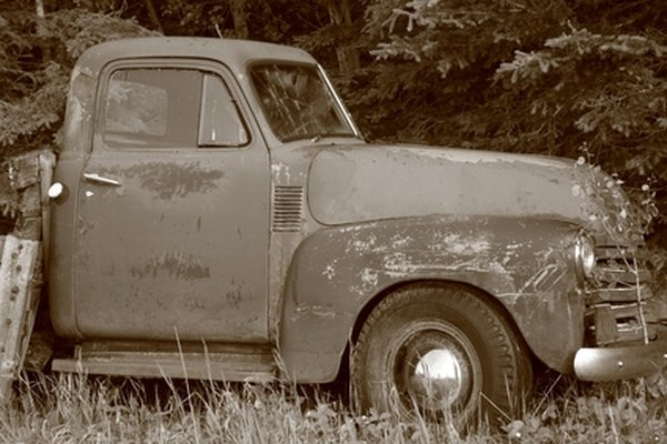 Chevrolet Has Been Producing Its Pickup Trucks For Almost A Century