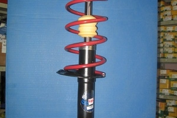 New shock absorbers may be in order if you wish to improve your Ranger's ride.