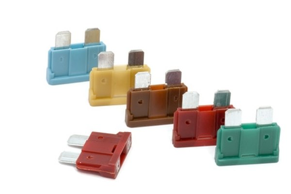 Fuses are the simplest electrical component to replace on your vehicle.