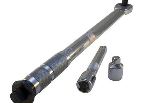 A torque wrench can be used for specifying the tightness of bolts.