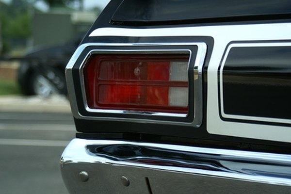 The Plymouth Duster was the first car to feature the Mopar 340 Wedge engine.