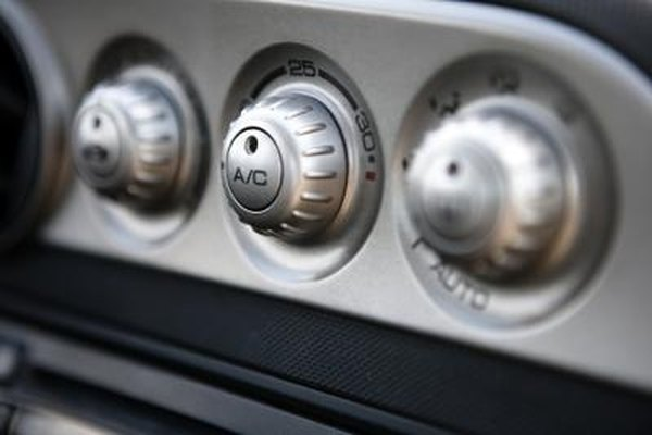 Air conditioning has become a standard feature on most automobiles.