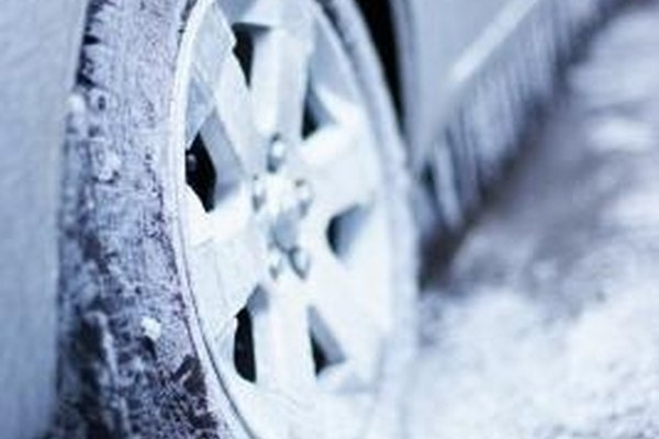 Low temperatures can cause your transmission to freeze up.