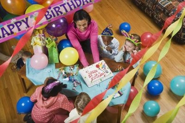 Balloons can be part of a digital greeting as well as a real-life party.