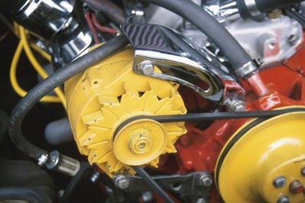 Repairing alternators and starters can be a profitable business.