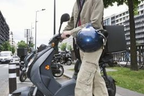 Scooter starter failures can be traced to a short in the electrical circuits.