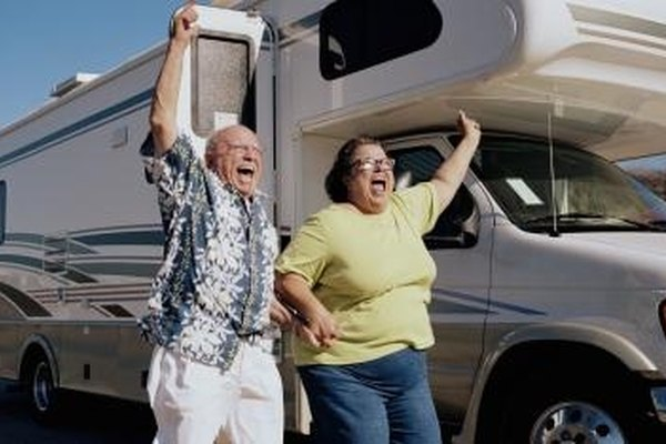 Register your travel trailer before you set out to enjoy your vacation.