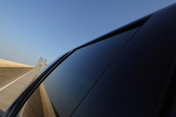 You can use two different methods to remove the bubbles from your window tint.
