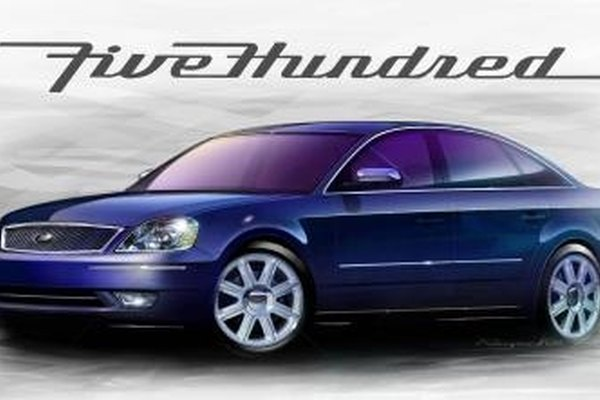 Cvt Transmission Ford X on 2005 Ford Five Hundred Accessories