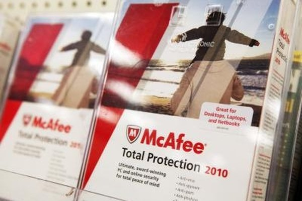 McAfee is a popular virus protection software that detects and eliminates computer threats.