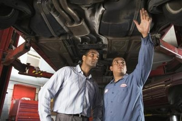 When possible, consult with an certified technician when making a diagnosis on your vehicle