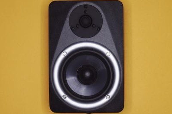 A blown subwoofer hinders audio quality.