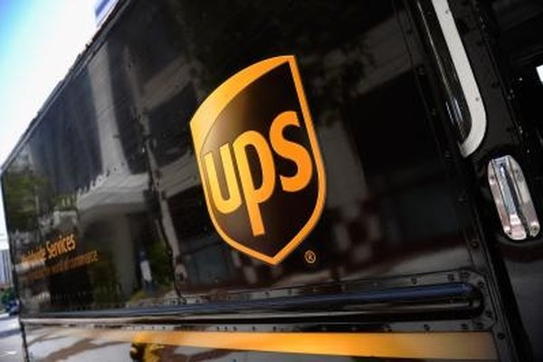 UPS provides a tracking number to make it easy for you to track your packages.