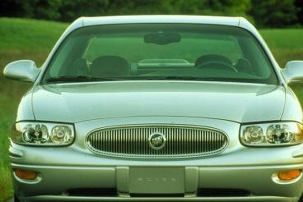 The Buick LeSabre was completely redesigned for the 2000 model year.