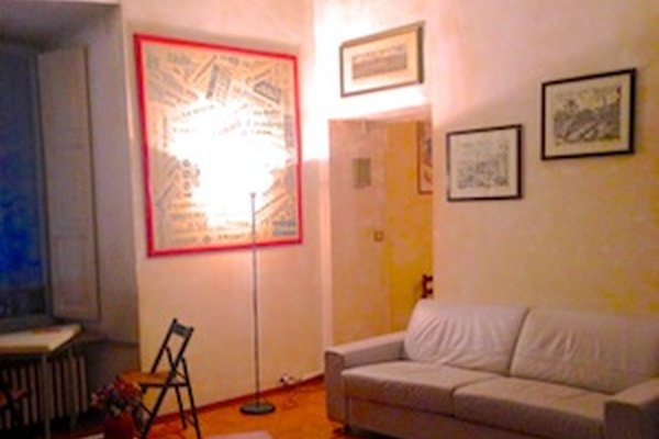 Rome Airbnb apartment
