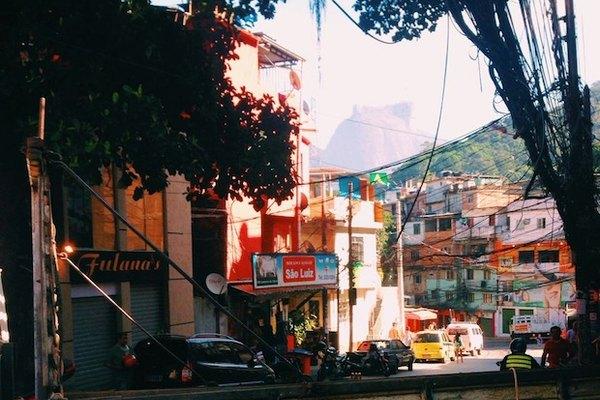 Favela tour in Rio de Janeiro, Brazil