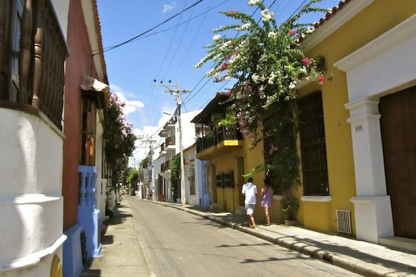 I took a week-long trip to Colombia in 2011, in between moving from Austin to Dallas.