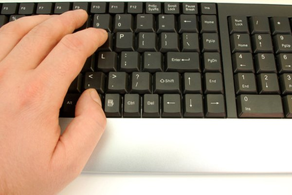 Practice typing to improve efficiency.