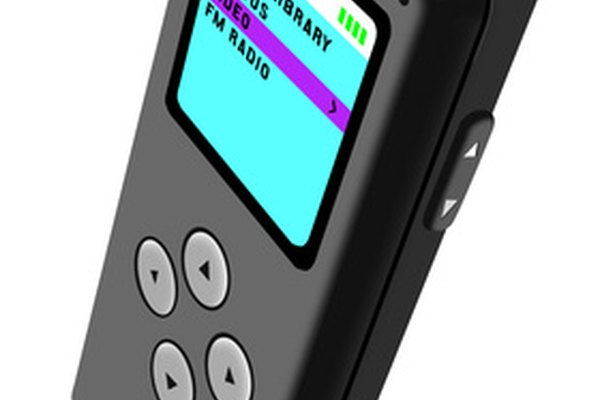 MP4 files can be played on portable media devices.
