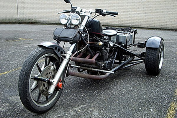 Champion manufactures a variety of custom trike kits.