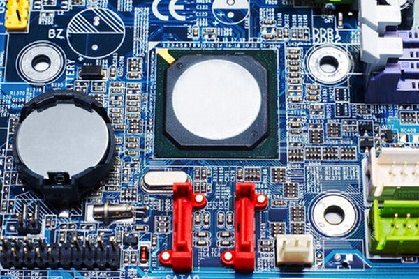 The CMOS coin cell battery is located on the motherboard.