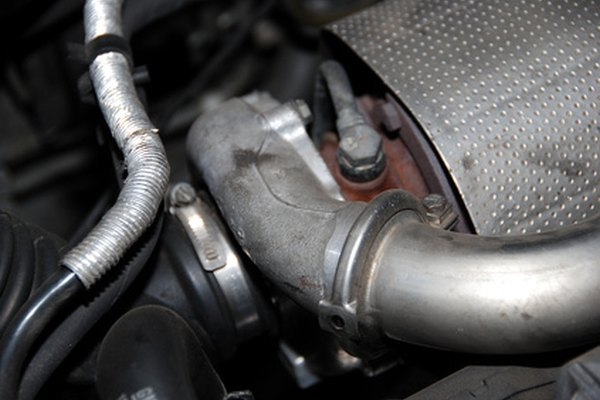 Turbochargers are powered by exhaust gasses, opposed to superchargers that are belt-driven.