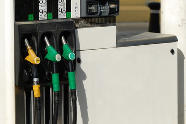 Commercial gasoline receives an octane rating.