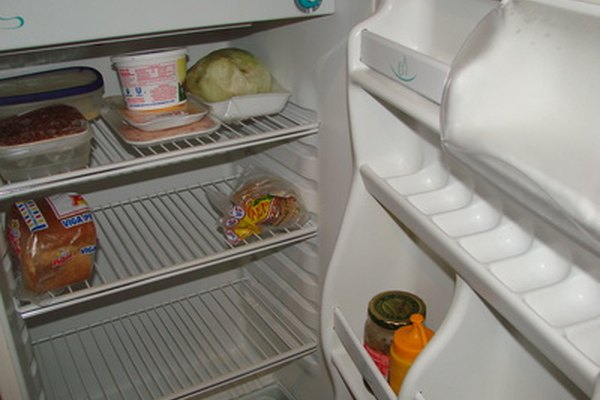Heat pumps are used in refrigerators.