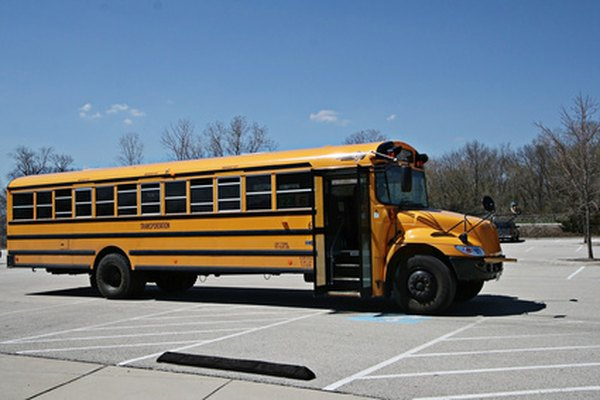 Understanding how the parts on the school bus work, helps keep passengers safe.