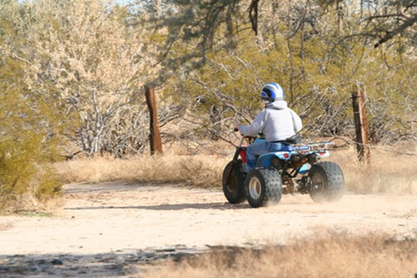 Changing the oil regularly in your four wheeler will extend its life span.