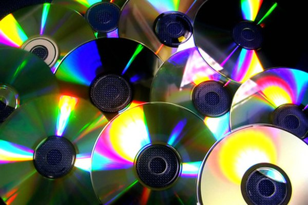 Discs provide good backup storage for smaller backups.