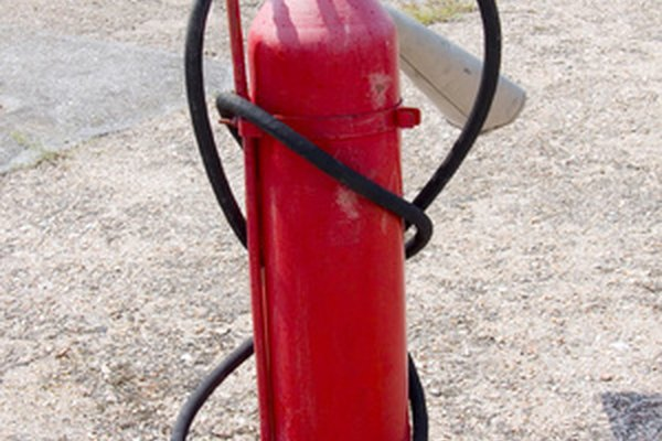 Freon gas, used in common appliances around the house, can be a fire hazard.
