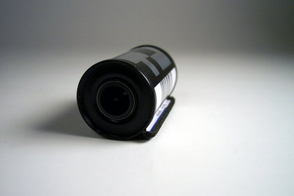 The Nikon N80 uses film rolls to capture images.