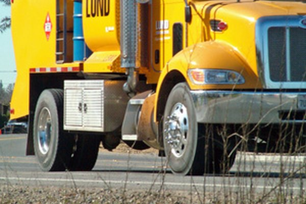 Commercial trucks are required to have a reverse-gear alarm.