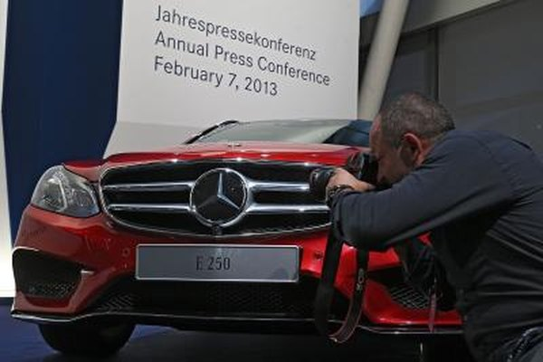 How to Adjust a Mercedes' Headlights | It Still Runs