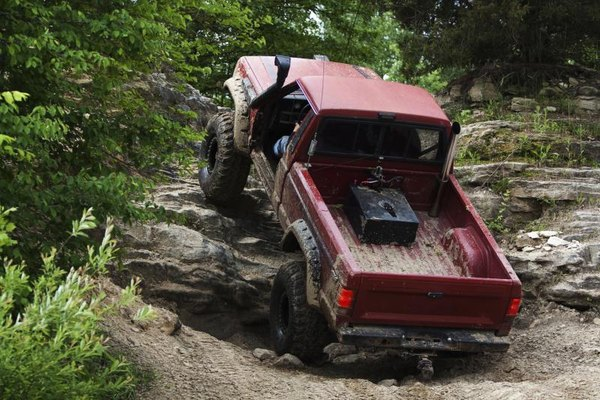 How to Make a 2WD Truck Work Off-Road | It Still Runs
