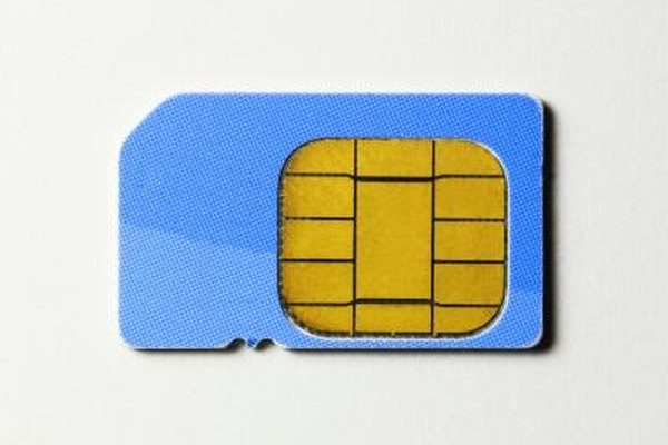 Find your SIM card under your phone's battery.
