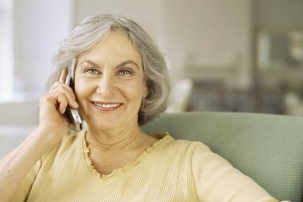 Many seniors want a cellphone for the old-fashioned reason: talking.
