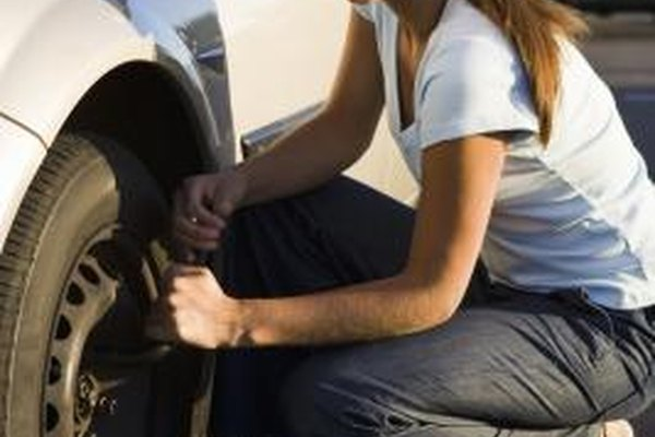 Frequently inspect your tires to catch any early warning signs or worn or failing suspension parts.